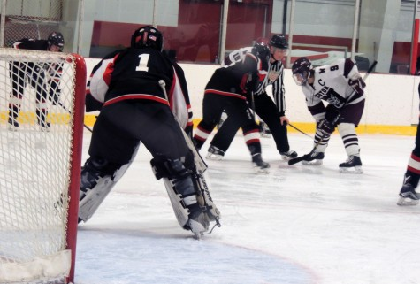 March 7, 2016 Watertown High MIAA hockey Weston Division 3 North Melissa Rose