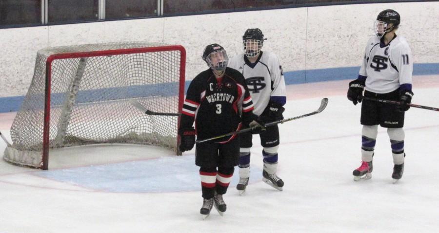 Shawsheen Tech Watertown High hockey Division 3 North MIAA Melissa Rose