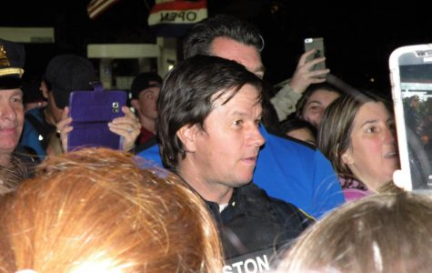 Wahlberg brings Hollywood to Watertown