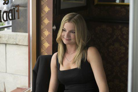 "Emily Van Camp plays Sharon Carter in the upcoming ""Captain America: Civil War""."