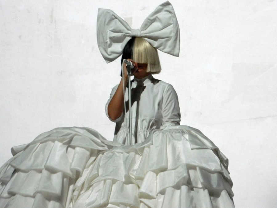 Sia+performs+at+Boston+Calling+2016