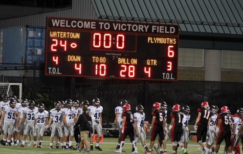 Watertown High football wins home opener to move to 2-0