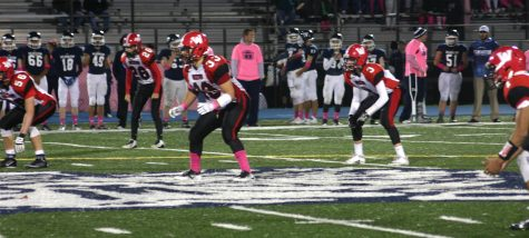 The Watertown defense was perfect in a 28-0 shutout of host Wilmington on Friday, Oct. 14, 2016.