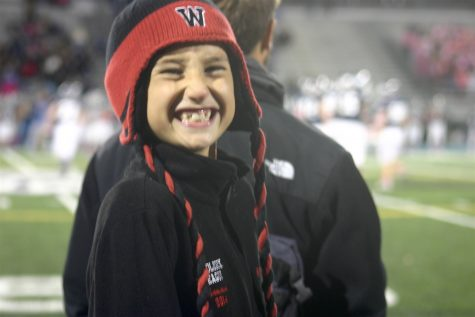There were plenty of reasons for Watertown High fans to smile with a 28-0 shutout of host Wilmington on Friday, Oct. 14, 2016.
