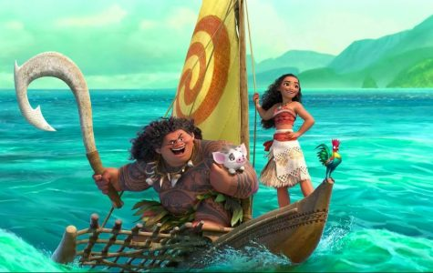 """Moana"" is a triumph!"