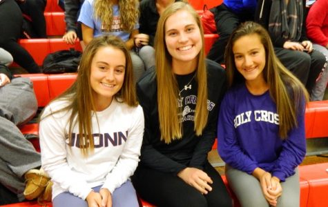 Three Watertown student-athletes sign letters of intent