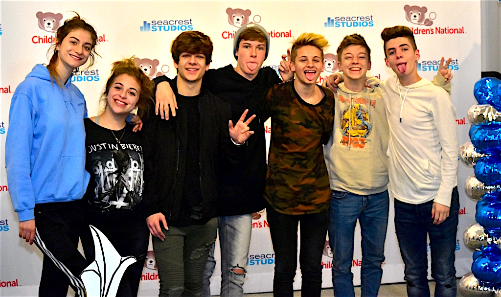 The internet celebrities on the spring swing of the Digitour will be traveling the United States through April 30, 2017.