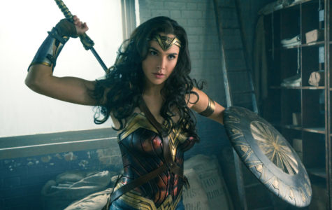 Wonder Woman (Gal Gadot) is simply the most powerful person on screen -- and the movie is much better for it.