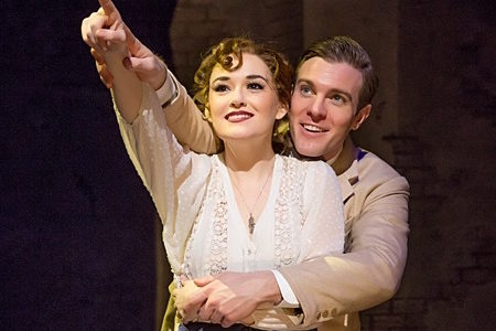 "Stage version of ""Finding Neverland"" takes audiences to wonderful places"
