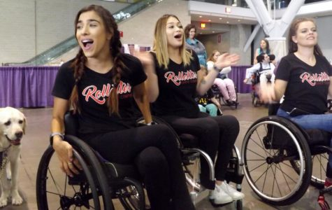 Just roll with it: An interview with a Rollettes dancer