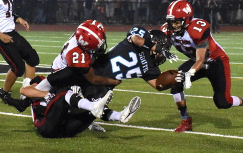 Nick McDermott, Raiders toss aside Plymouth South