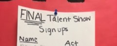 Singers, dancers, and a poetry slam to highlight Talent Show on Wednesday
