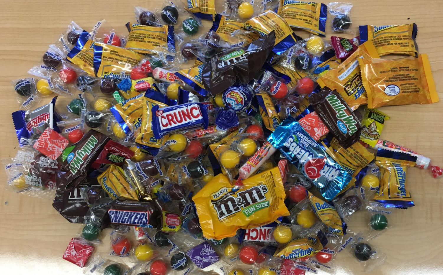 Halloween is right around the corner, but which trick-or-treat candy is the most popular?