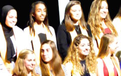 Watertown High inducts 42 students into National Honor Society