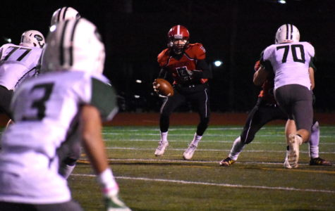 Watertown High lost to undefeated Dennis-Yarmouth, 41-3, in the MIAA Division 5 state semifinals at Hormel Stadium in Medford on Friday, Nov. 17, 2017.