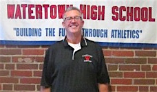 Michael Lahiff, Watertown High School athletic director