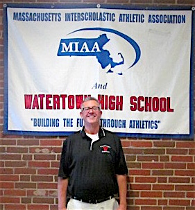 Michael Lahiff Watertown High athletic director