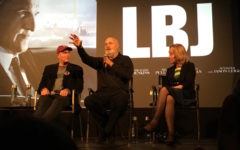 """On big screen, Woody Harrelson and Rob Reiner make """"LBJ"""" larger than life"""