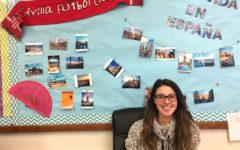 WHS welcomes new Spanish teacher Hallie Lutz