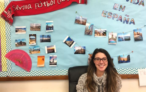 WHS welcomes new Spanish teacher Hallie Lutz