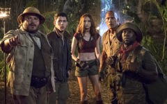 """""""Jumanji: Welcome to the Jungle"""" is a remake that gets on a roll"""