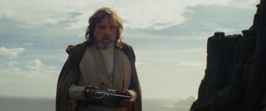 Mark+Hamill+is+Luke+Skywalker+in+%22Star+Wars%3A+The+Last+Jedi%22+