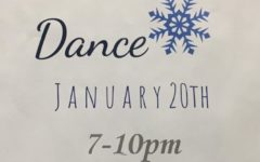 Tickets on sale for Winter Dance