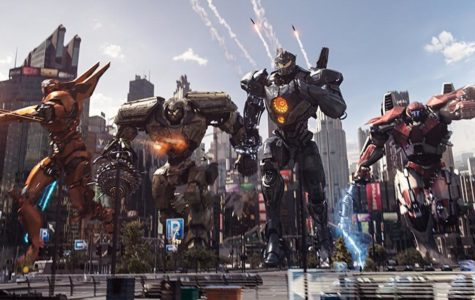"""Pacific Rim: Uprising"" is fun, not Shakespeare"