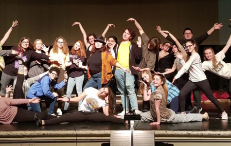 """Pippin"" set to take WHS stage this week"