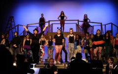 Watertown High School staged