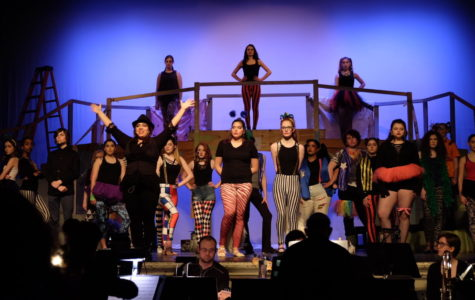 "Photo gallery: WHS takes a journey with ""Pippin"""