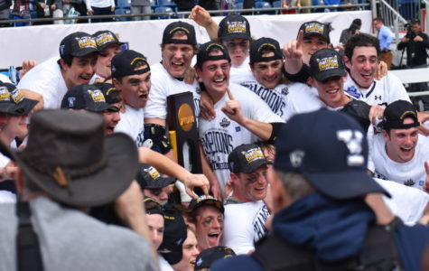 Yale captures first NCAA lacrosse title