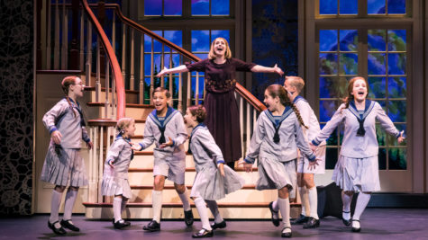 "Stage version of ""The Sound of Music"" lost in the shadows"