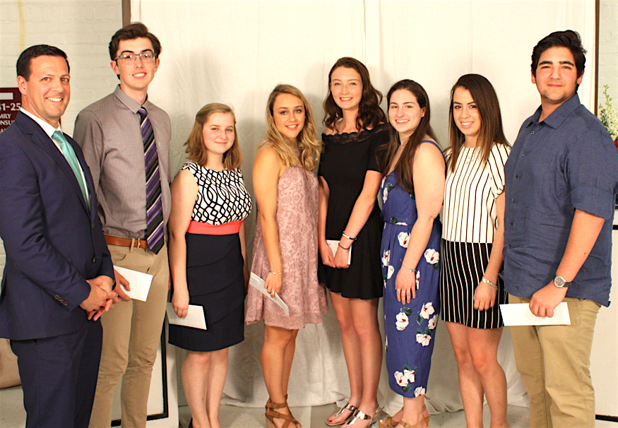 2018 Watertown High School award and scholarship winners
