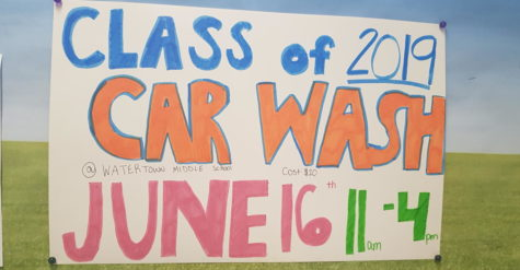 Class of 2019 to run car wash this Saturday