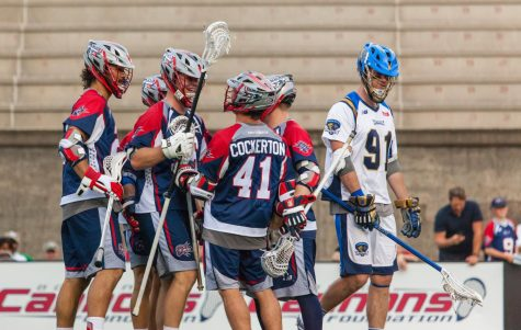 Boston Cannons right on target at Harvard Stadium