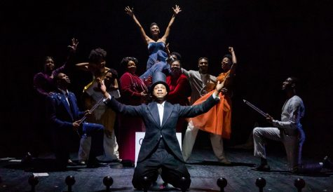 """Gypsy"" in fine form at Lyric Stage"