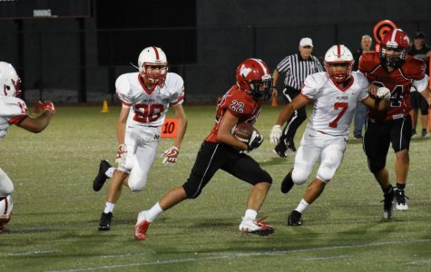 Watertown football comes out on short end against Melrose