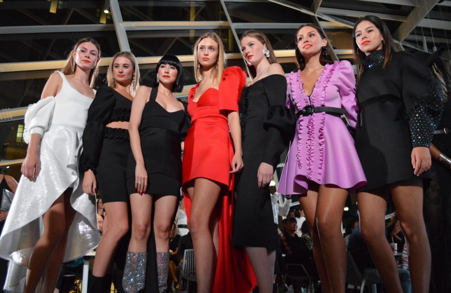 """The Power of Women"" on display at Boston Fashion Week's opening night event"