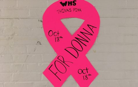 WHS is already thinking Pink!