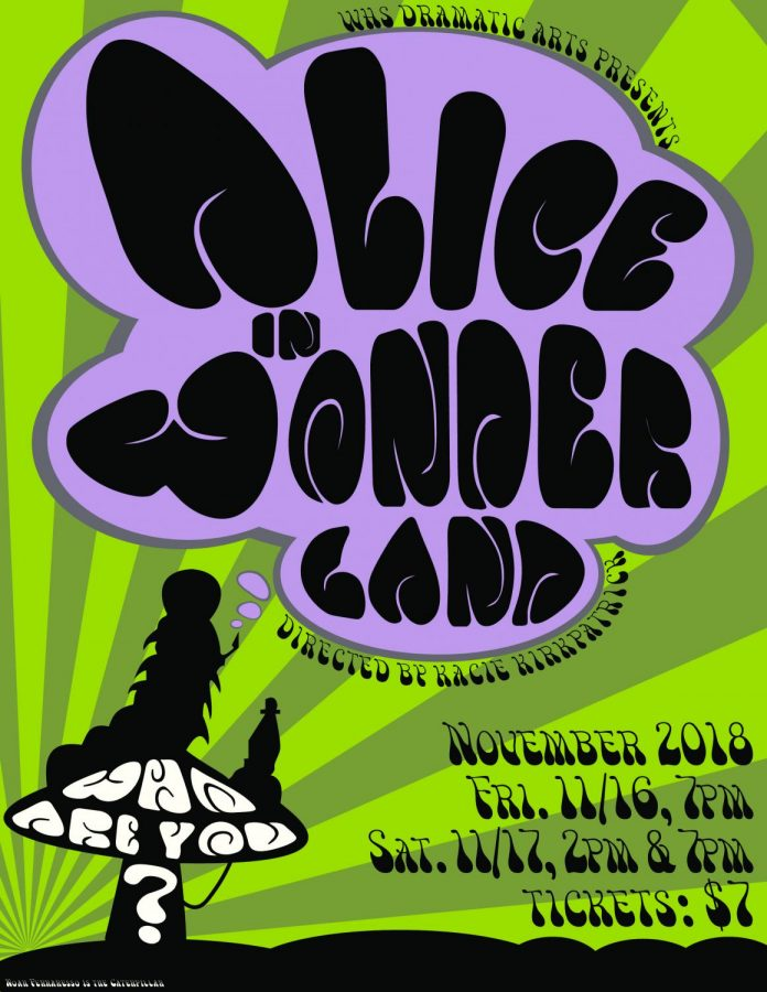 %22Alice+in+Wonderland%22+poster+by+Josie+Jones