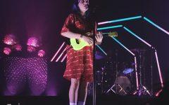 Energetic Billie Eilish rocks at Boston's House of Blues