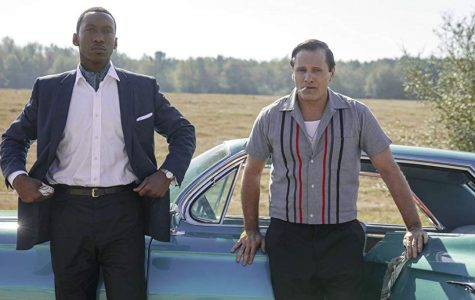 """Green Book"" looks at race — but then looks away"