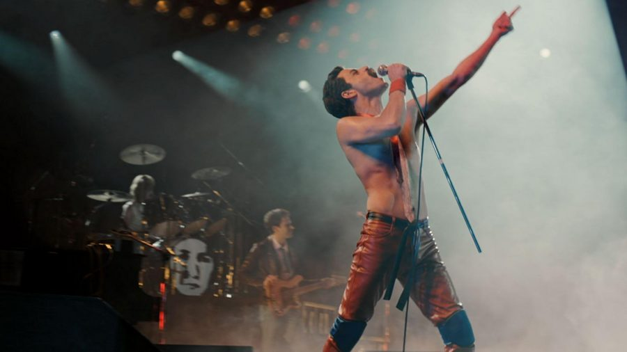 Rami+Malek+is+Freddie+Mercury+in+%22Bohemian+Rhapsody.%22