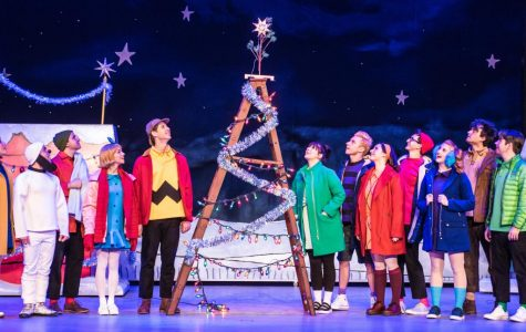 "Spirit of the season comes alive with ""A Charlie Brown Christmas Live on Stage"""