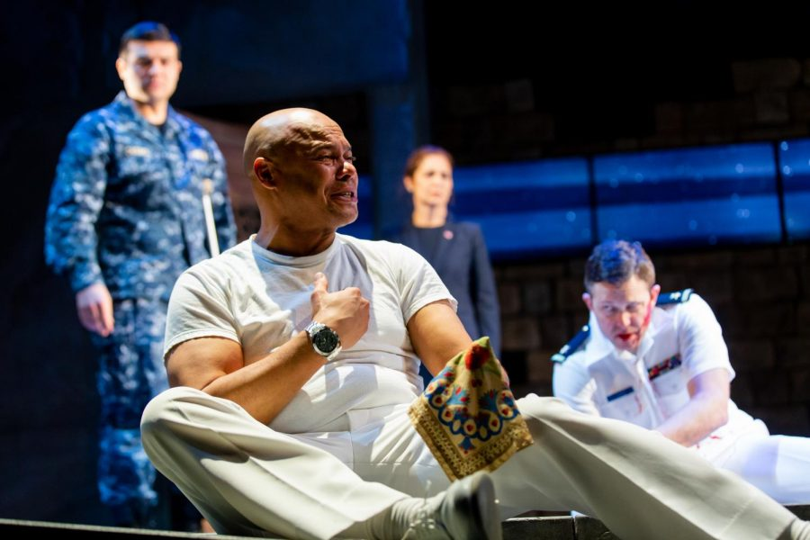 "A modern take on timeless ""Othello"" at A.R.T."