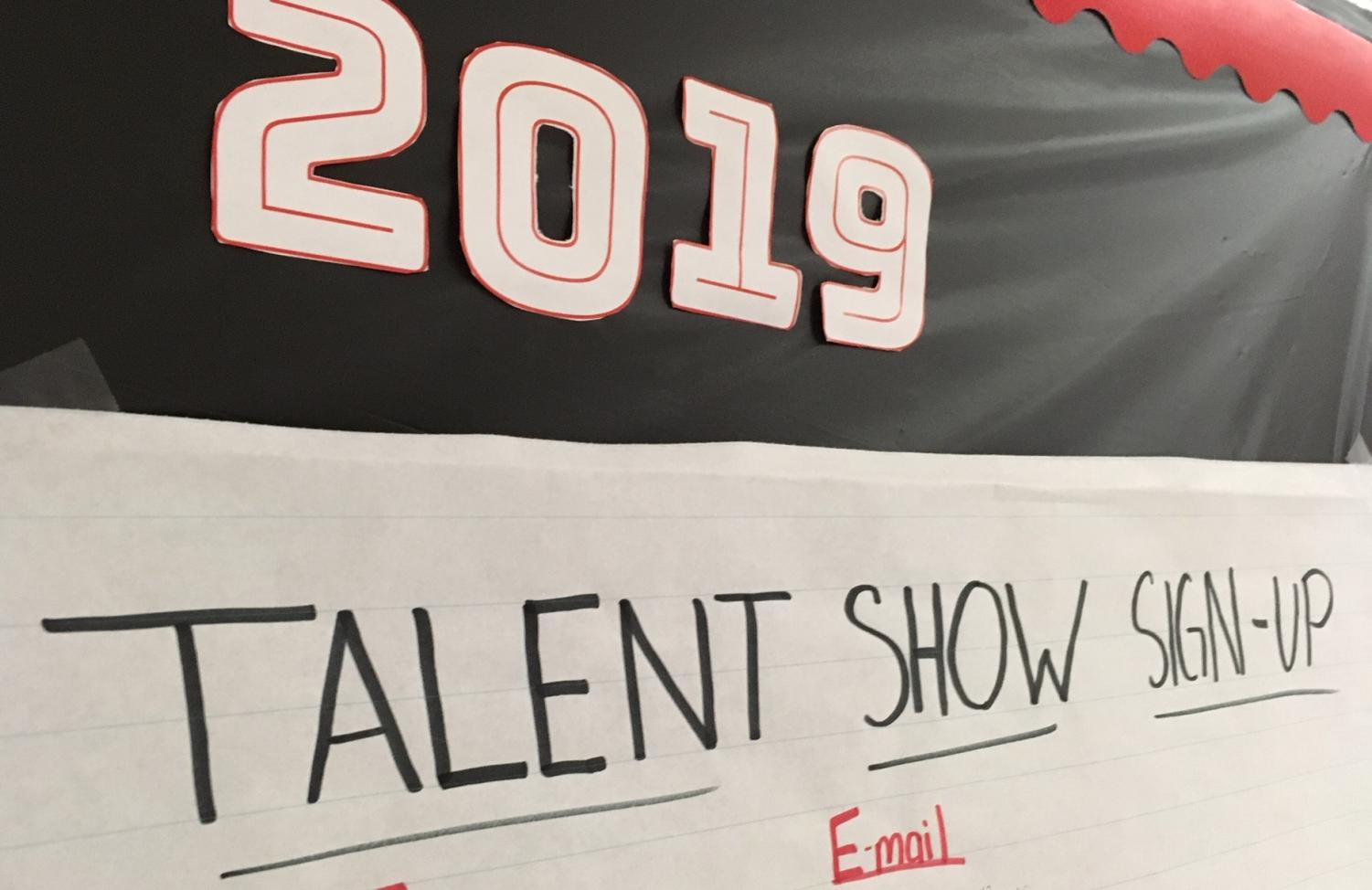 The WHS Talent Show will be held Thursday, Jan. 10, in the Watertown High auditorium beginning at 6 p.m. Tickets will be available at the door, with the money raised going to the Class of 2019.