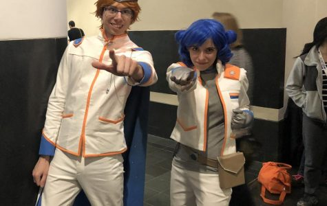 Cosplayers ruled at Anime Boston 2018 at Hynes Convention Center.