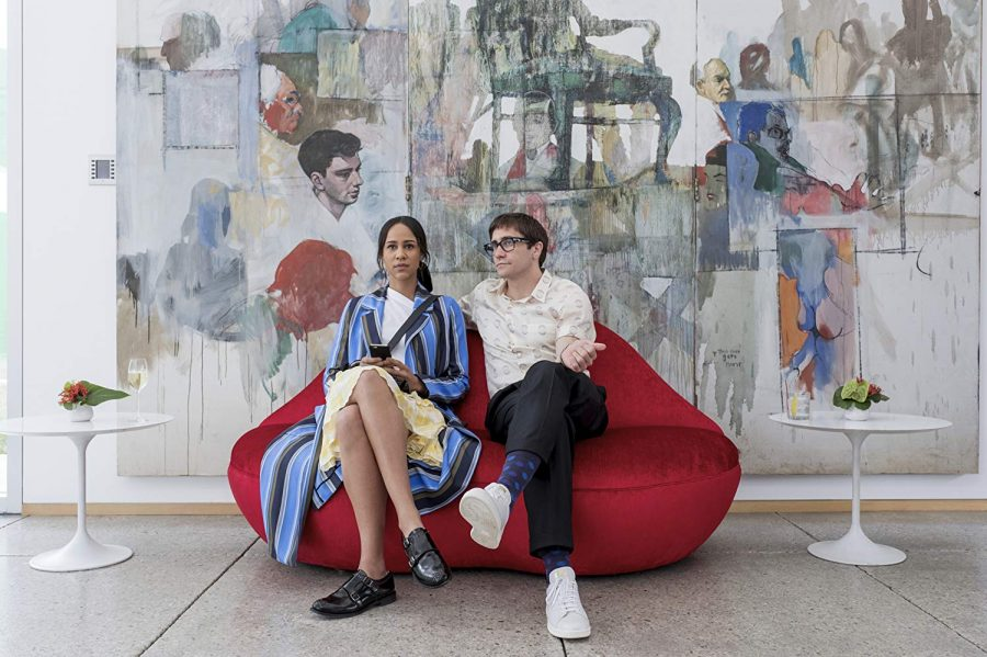 "Art missing in ""Velvet Buzzsaw"" and only a mess remains"