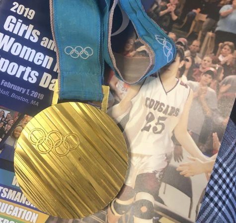 Role models fill room at MIAA's Girls and Women in Sports Day